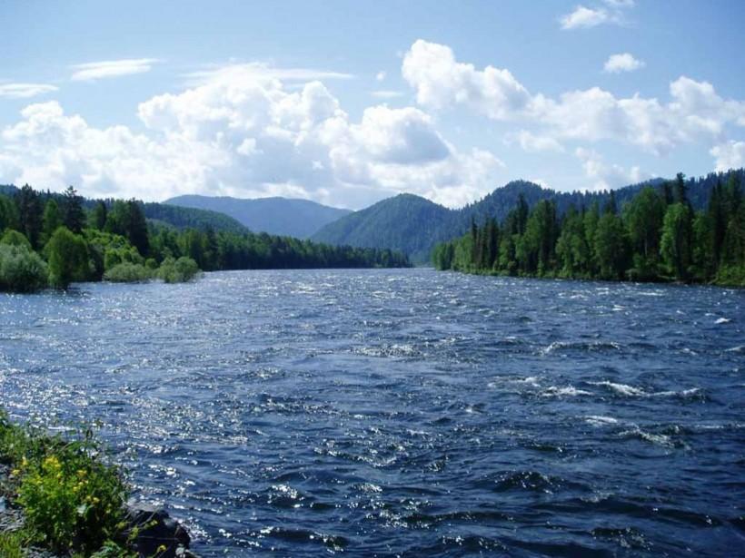 Жительница США запечатлела уникальное событие: «запела» река (ВИДЕО)