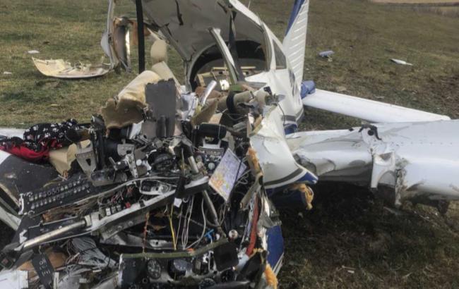 В США разбился одномомоторный самолет, погибло 4 человека