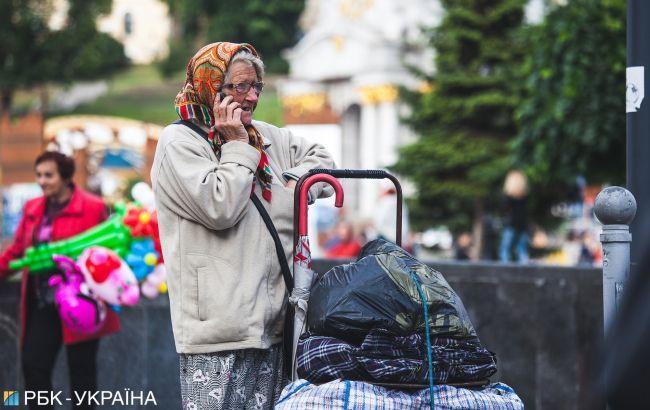 На Куреневке в Киеве жители митингуют из-за отсутствия отопления и горячей воды