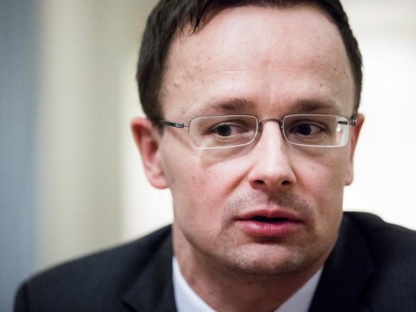 Глава МИД Венгрии: выдача наших паспортов в Украине является законной