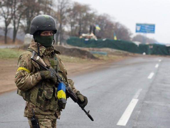 ООС: боевики совершили 4 обстрела позиций украинских военных