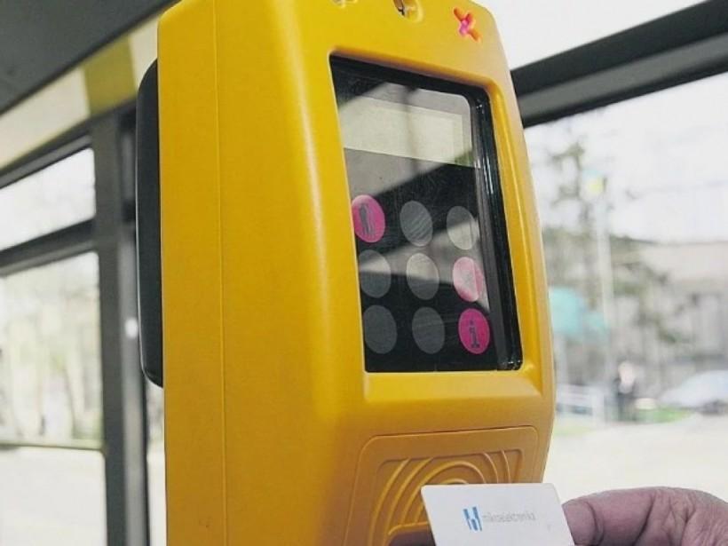 В столице в тестовом режиме заработала система электронного билета