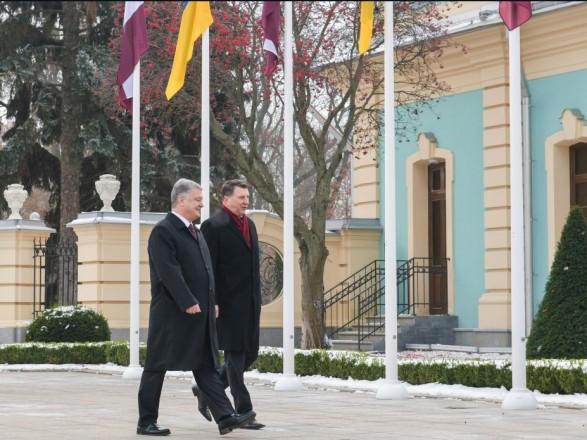 Товарооборот между Украиной и Латвией вырос на 43%