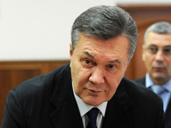 Янукович будет лечиться минимум три недели - адвокат