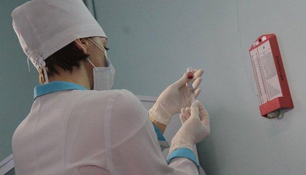 С начала года корью в Украине заболели более 35 тысяч человек
