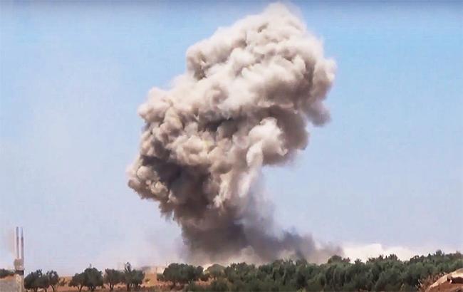 Израиль заявил об уничтожении штаб-квартиры ХАМАС в секторе Газа