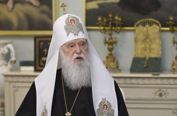 Филарет ответит на Соборе о выдвижении его кандидатом в предстоятели единой УПЦ