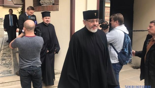 Текст устава для Украинской церкви основан на Томосе - архиепископ Даниил