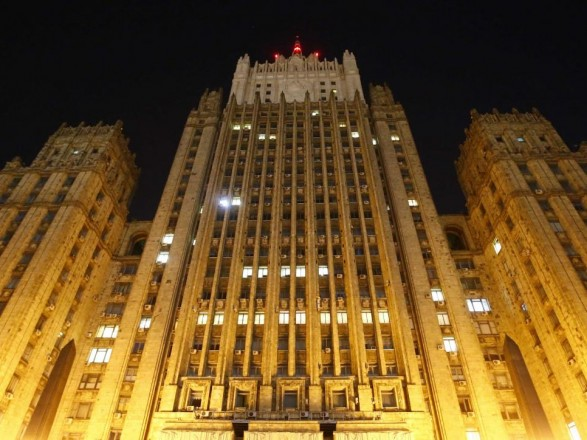 Кратковременный  поверенный вделах Украины в Российской Федерации  будет вызван вМИДРФ