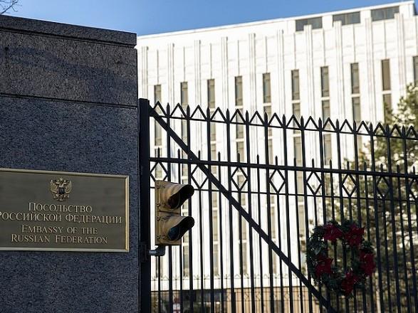 """Посольство России решило призвать США """"обуздать своих подопечных"""" в Украине"""