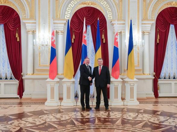 """Украина и Словакия скоординировали усилия для противодействия """"Северному потоку-2"""""""