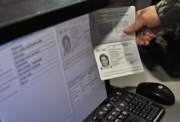 Украина закрыла въезд для мужчин-россиян из оккупированного Крыма