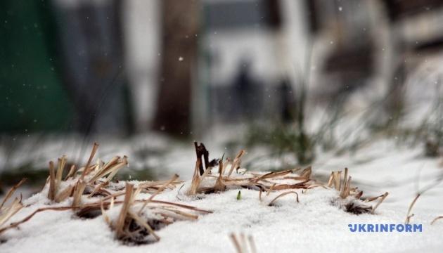 """Киев отпраздновал первый снег пятью сотнями автомобильных """"поцелуев"""""""