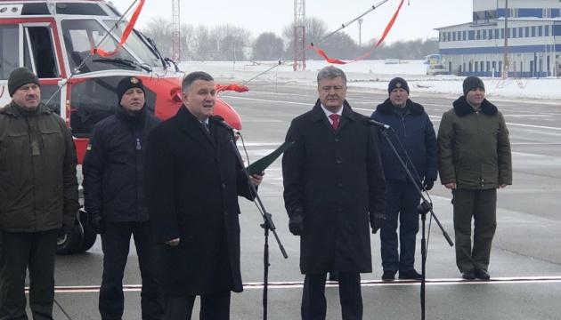 Аваков рассказал о мультифункциональности вертолетов Airbus - 21 декабря 2018