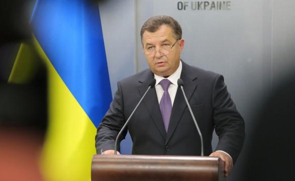 """Российские """"Искандеры"""" угрожают Киеву - Полторак"""