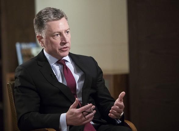 Из-за событий на Азове сорвался визит Волкера в Москву