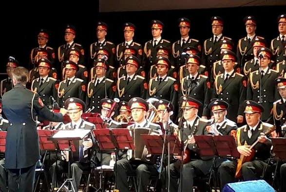 В Польше активисты сорвали концерт ансамбля русской армии