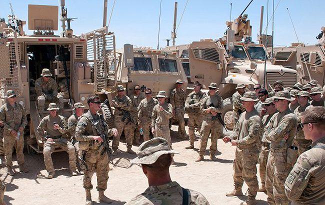 США намерены вывести более 5 тысяч военных из Афганистана