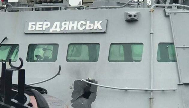 """Командир """"Бердянска"""" отказался свидетельствовать, пока не освободят его экипаж - адвокат"""