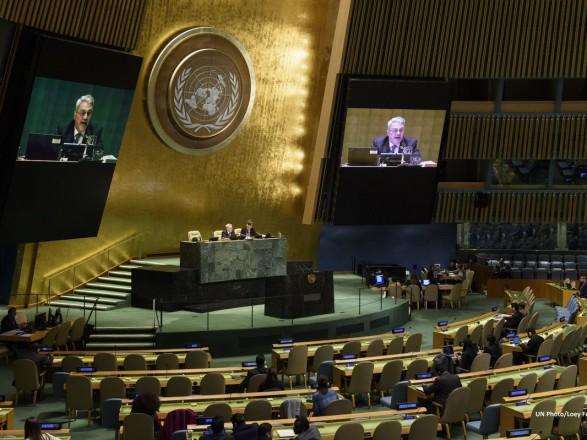 В ООН сегодня ночью рассмотрят резолюцию про милитаризацию Черного и Азовского морей