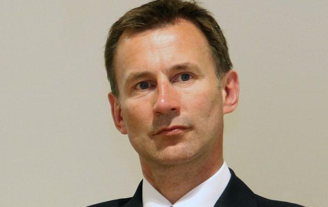 Хант назвал неуместным решение суда ЕС о возможной отмене Brexit