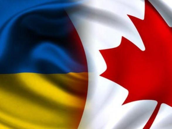 В Канаде провели акцию против российской агрессии в Украине