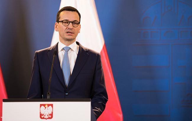 Премьер-министр Польши инициировал вотум доверия