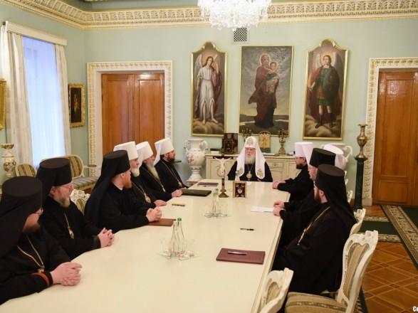 УПЦ КП решила, с чем пойдет на Объединительный собор