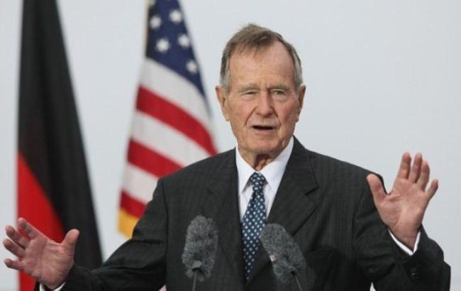 Джорджа Буша-старшего похоронят в Техасе