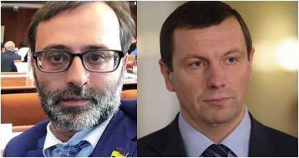 НАПК вызвало на собеседование Логвинского и Дунаева