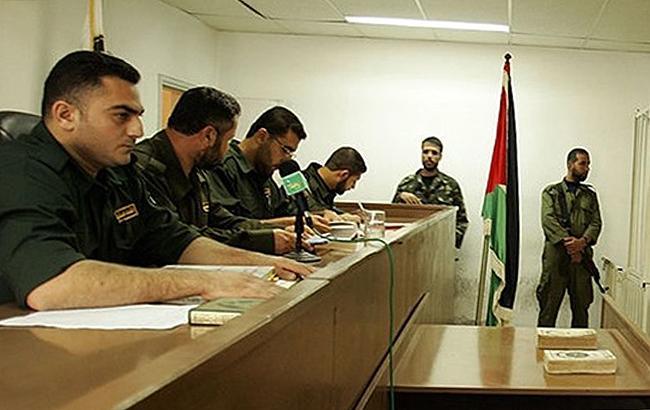 Суд в Секторе газа приговорил шестерых палестинцев к смерти за шпионаж