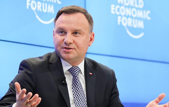 Президент Польши рассказал, кого планирует назначить новым послом в Украине