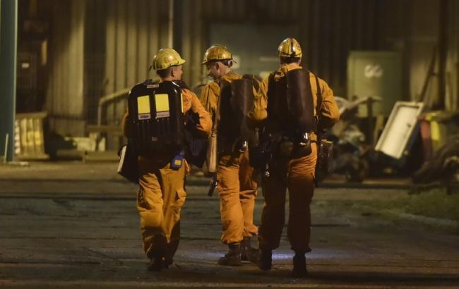 В Чехии продолжается спасательная операция на шахте, где погибли горняки