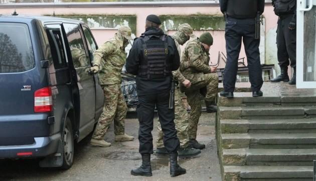 Сегодня украинцы выйдут на Майдан поддержать моряков, захваченных в плен РФ