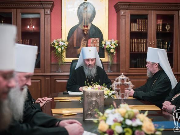 Синод УПЦ МП запретил своему епископату, монашествующим и мирянам участвовать в Объединительном соборе