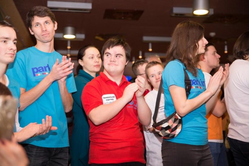 На благотворительном турнире в Киеве собрали 240 тысяч для Центра детей с синдромом Дауна
