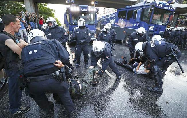В Гамбурге задержан подозреваемый в причастности к ИГ