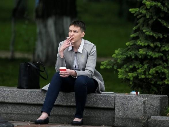 Савченко не могут лишить звания Героя Украины - Вятрович