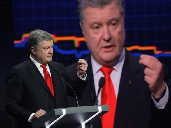 Международная солидарность дает Украине надежду на получение оружия и внедрение санкций в отношении РФ - Порошенко