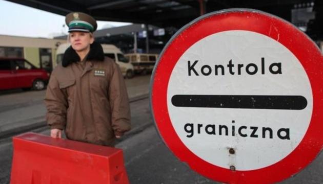 Украинцы по безвизу чаще всего едут в Польшу