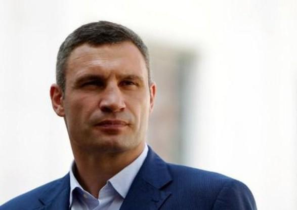 Виталий Кличко был госпитализирован в Австрии