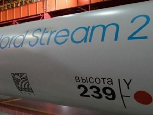 """""""Газпром"""" построил уже более 20% """"Северного потока-2"""""""