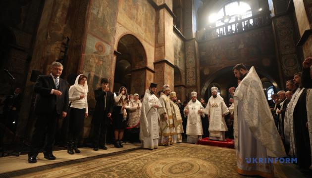 Порошенко призвал все мировые церкви признавать ПЦУ