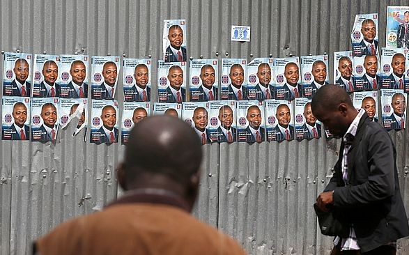 Выборы на Украине: их надо провести как в Конго