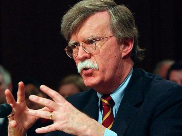 Джон Болтон назвал условия для вывода военных США из Сирии