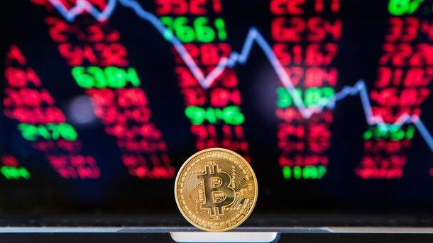 Курс криптовалют— рынок начал неделю снижением