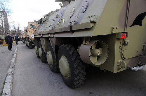 За последние годы на бронетехнику для ВСУ выделили более 10 млрд грн