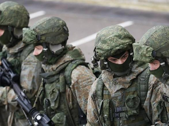 РФ проводит военные учения в оккупированном Крыму