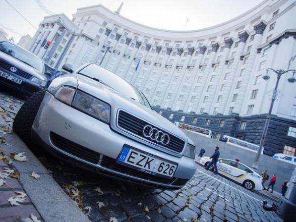 """""""Евробляхерам"""" напомнили об увеличении штрафов и возможности конфискации авто"""