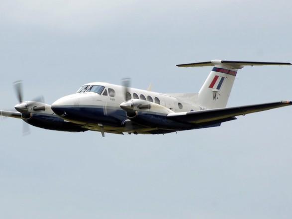 Самолет США осуществляет облет в Одесской области